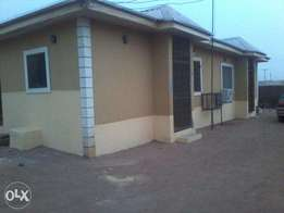 2 Units 1 Bedroom Flats (Very Spacious) at Dutse, Zone 6 Layout.