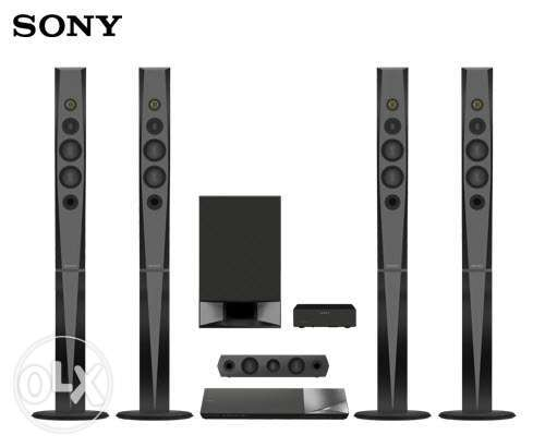BLU-RAY SONY HOME THEATER Model BDV-N9200W Brand New Pay on delivery Nairobi CBD - image 1