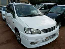 Corolla spacio UAU modal 2000 on sale