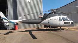 six seater chopper in kenya on sale AS350 B3 in perfect condition