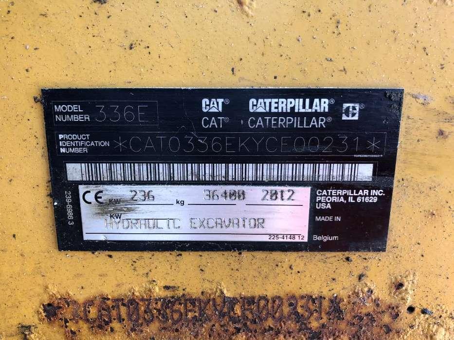 Caterpillar 336 EL - 2012 - image 20