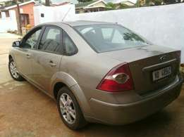 2007 Ford Focus sedan URGENT SALE R49500