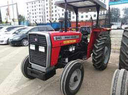 New Massey Ferguson 240 From UK,50 Horse Power,Perkins Engine, 2disc