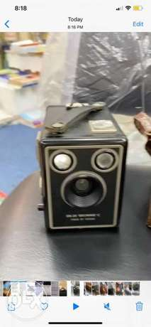 70 years old vintage camera for collection