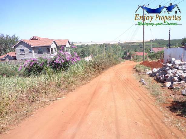 THika Ngoingwa 50x100 Residential Plots for Sale Thika - image 3