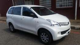 2015 toyota avanza for sale
