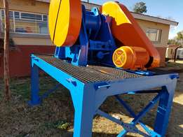 10x21 Hatfield jaw crusher