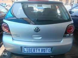 Volkswagen Polo Vivo 5-doors 1.4 2011 Hatch Back Manual Drive