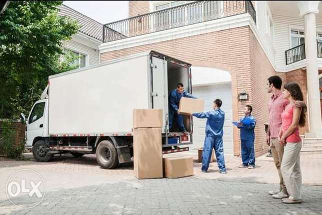 Home removals Muscat to dubai