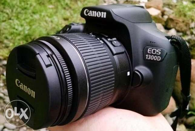 Canon 1300D Camera Used Like New