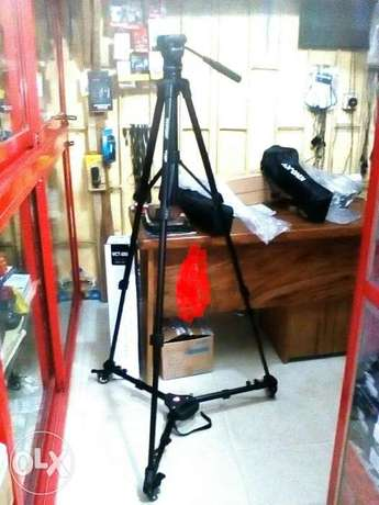 Photo tripod stand with tyre/motor Alaba - image 3
