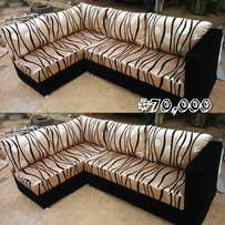 L Shape chairs 70k