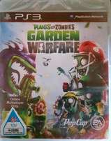 Used, PS3 Game - Plants & Zombies Garden Warfare for sale  Middelburg
