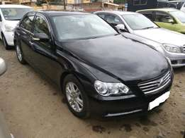 Toyota Mark X 2009 New Shape