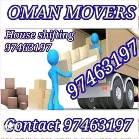 Public transportation and movers Packers