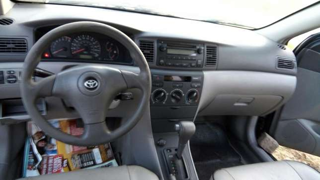 Clean Smooth Driving 2007 Toyota Corolla CE In Excellent Condition Lekki - image 3