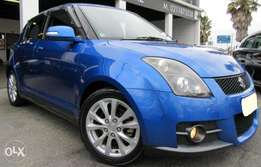 Suzuki Swift Sport KCK - 2009