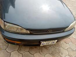 Well maintained Toyota Camry for sale just for serious buyers