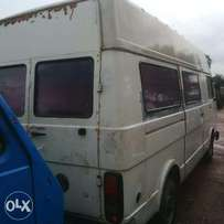 Super Clean Foreign Used Volkswagen Lt35 Diesel Bus 99