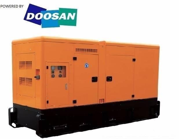 Doosan P126t1 - 303 Kva - Sns1025 - 2019