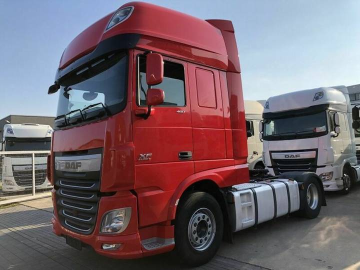 DAF XF 106.460 SSC / Leasing - 2015