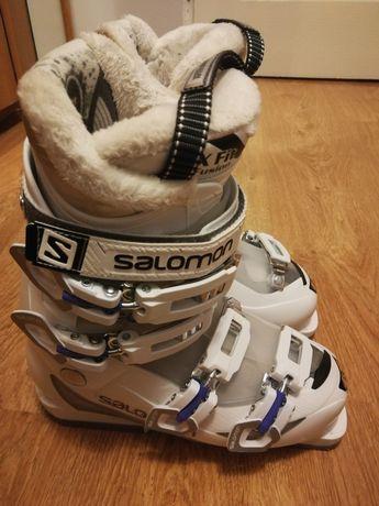 Buty narciarskie Salomon 24 + pokrowiec wed'ze Tłuchowo • OLX.pl