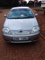 Very clean toyota nze for sale.
