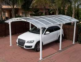 Carports canopies and outdoors roofing.