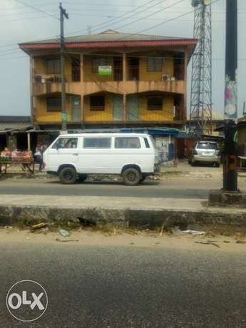 2 storey building for sale Uvwie - image 2