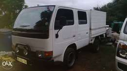 UD20 nissan diesel crew cab truck for sale R75 000 onco