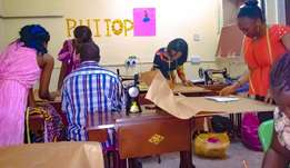 PhiTop Fashion School Weekend Classes
