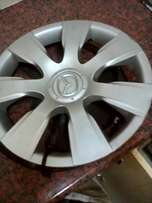 I have a set of Mazda wheel covers for sale