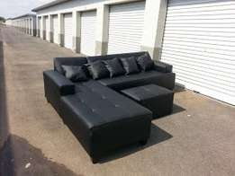 Chivalry designs L shape couch for 2 by 5 by 2 R3800