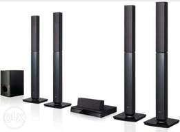 Brand New LG LHD657 Home theatre system.