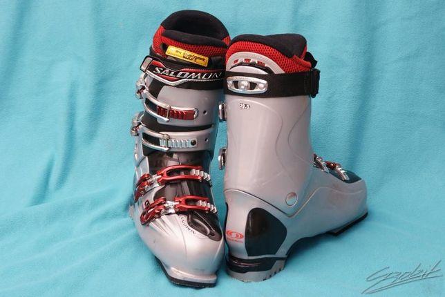 Buty narciarskie Salomon MISSION RS CF