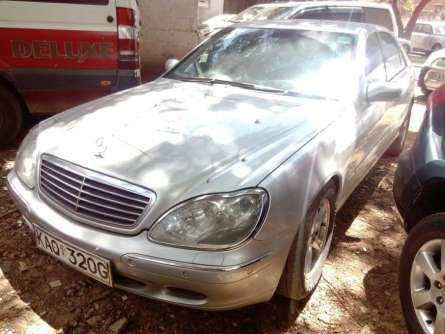 Very clean Mercedes S Class for sale Highridge - image 7