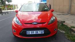 Here 2012 FORD FIEASTE 1.4 Trend, In Good Condition,full House