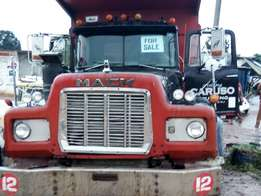 Mack trucks for sale.