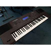 64 voices.Chord sequencer E500 Roland
