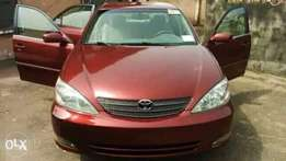 2005 Toyota Camry Tokunbo
