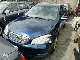 Just arrived 2007 Toyota corolla for sale. Negotiable