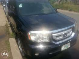 Perfectly used honda pilot 2010 buy n travel tincan cleared