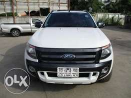 Ford Ranger 2013 Foreign Used For Sale Asking Price 4,800,000/=