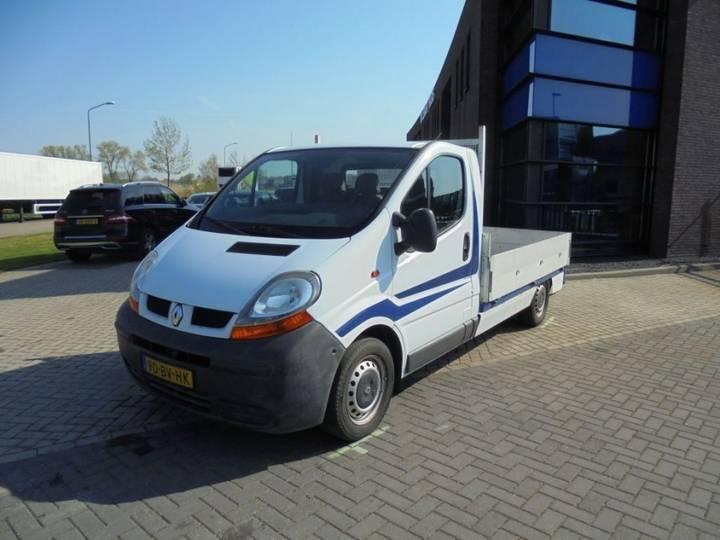 Renault TRAFIC 1.9 DCI / Open Box / Manual / NL / 58.000 / APK - 2005