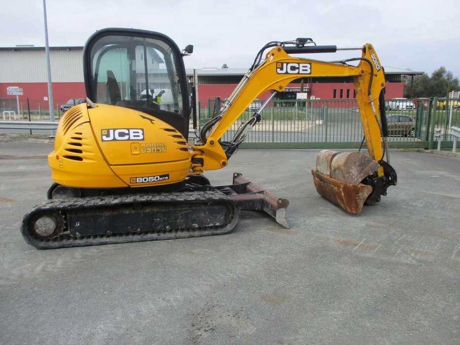 JCB 8050 - 2014