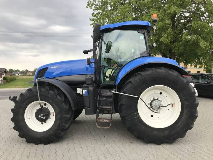 New Holland t7.220 auto command - 2014 - image 5
