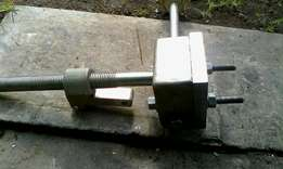 Stainless steel gear box