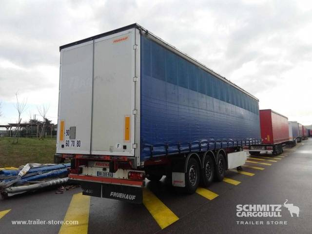 Frühauf Semitrailer Rideaux Coulissant Standard - 2011 - image 5