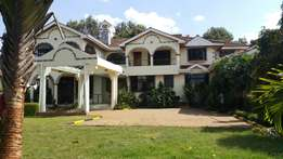 Letting a classic 6 bedroom house in Nyari