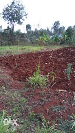 1/4 acre plot(land) for sale in,Mutuini area Near LENANA school Dagoretti - image 3